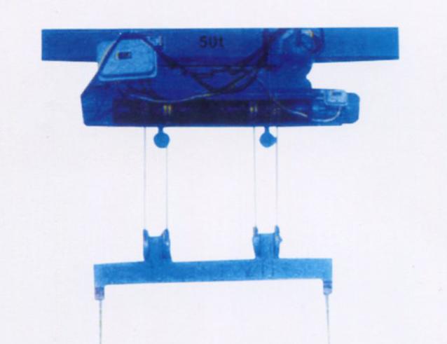 超长双钩、固定钩距、中心不移位亚博电竞官网,可平衡起吊超长重物